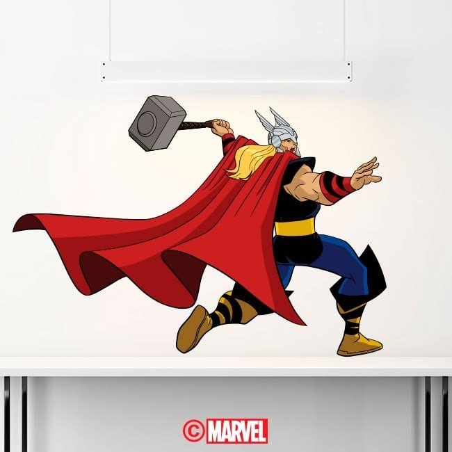 Vinili Thor Marvel