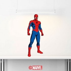 Vinile decorativo Spiderman