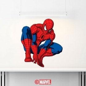 Adesivi e vinile Spiderman