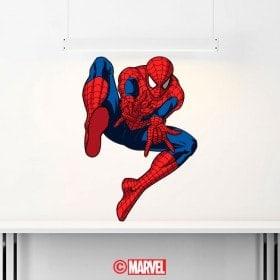 Adesivi in vinile di Spiderman