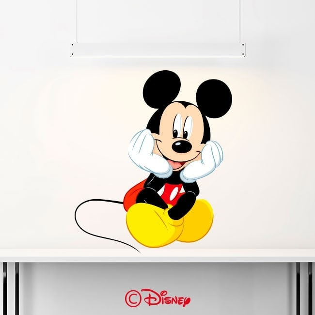 Vinile decorativo Mickey Mouse