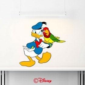 Adesivi e vinile Donald Duck