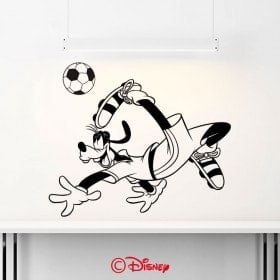 Luminescent pannelli divisori fluowall Goofy soccer