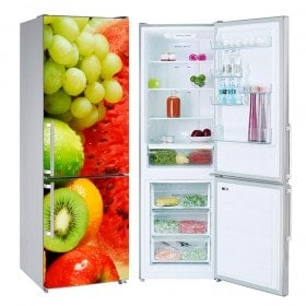 Adesivi Frutta collage frigoriferi