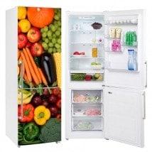 Vinyls per frigoriferi frutta e verdura