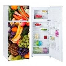 Vinyls per frigoriferi e congelatori frutti