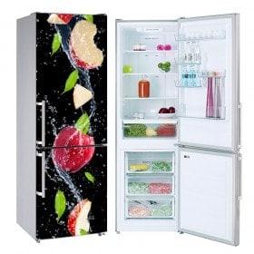 Vinyls frigoriferi mela spruzzata