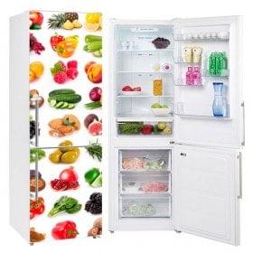 Vinili per frigoriferi frutta e verdura vegetali