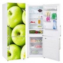 Adesivi apple per frigoriferi