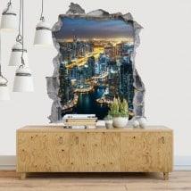 3D adesivi Dubai marine