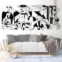 Adesivi Guernica Picasso