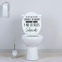 Vinili per bagni mira bene