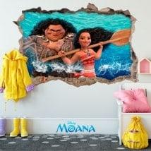 Disney vinili Moana 3D