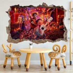 Vinile e adesivi Coco Disney Pixar