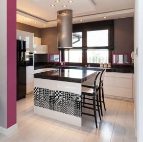 Vinili piastrelle per cucine e bagni