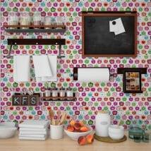 Sticker murale piastrelle della cucina