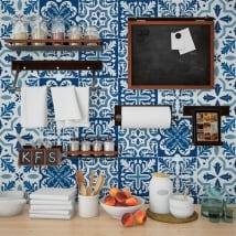 Sticker murale piastrelle cucine e bagni