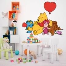 Vinile per bambini Winnie The Pooh