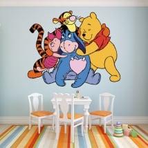 Vinile e adesivi per bambini Winnie The Pooh
