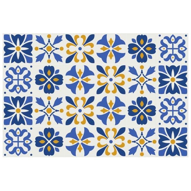 Adesivi decorativi per piastrelle for Adesivi decorativi