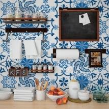 Adesivi per decorare cucine e bagni