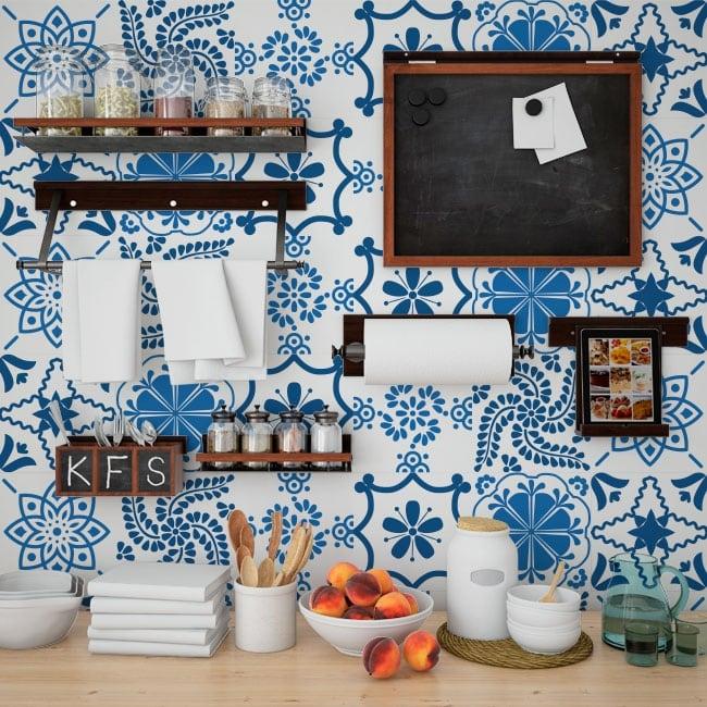 Adesivi per decorare cucine e bagni - Adesivi per decorare mobili ...