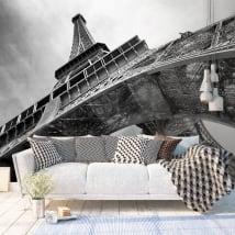 Murales in vinile Torre Eiffel di Parigi