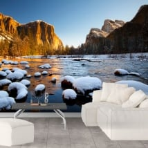 Murales Parco Nazionale da Yosemite