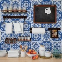 Vinili adesivi mattonelle della parete