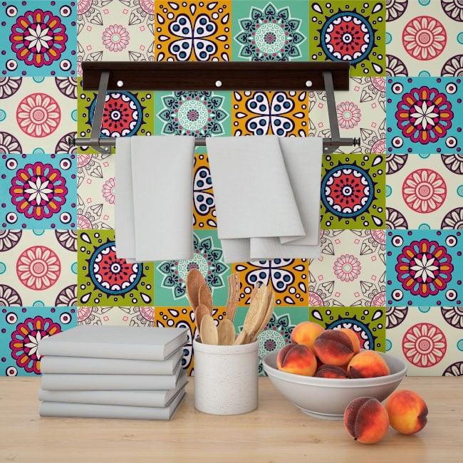 Piastrelle per pareti fabulous barkwood di ceramica una linea di in gres ispirati with - Piastrelle adesive per pareti ...