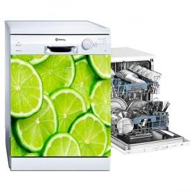 Vinili limoni per lavastoviglie