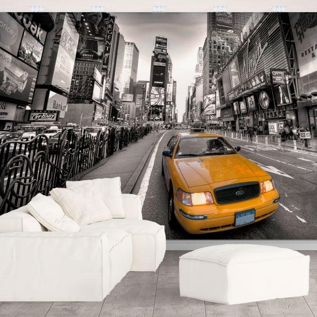 Adesivi murali New York Times Square