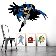 Vinile decorativo muri batman