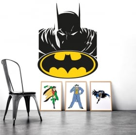 Sticker murale batman