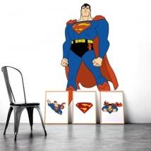 Vinile e adesivi di superman