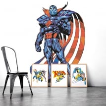 Vinile decorativo signor sinistro x-men