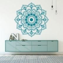 Vinile decorativo mandala muro