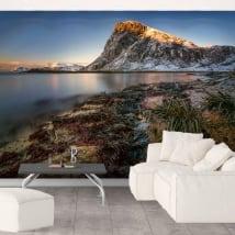 Murales isole lofoten norvegia