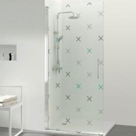 Vinile per schermi attraversa i bagni