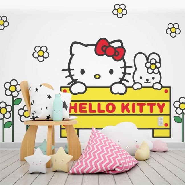 Adesivi hello kitty