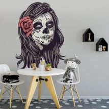 Adesivi da muro la sposa cadavere