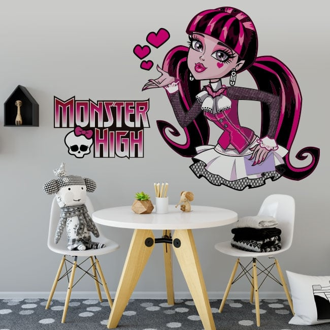 Vinile e adesivi monster high