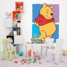 Vinile e adesivi winnie the pooh