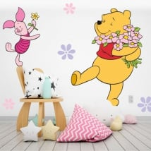 Vinili pareti per bambini winnie the pooh
