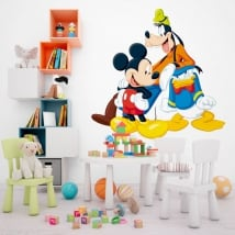 Vinile decorativo personaggi disney