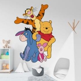 Vinile adesivo winnie the pooh