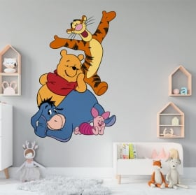 Adesivi disney winnie the pooh