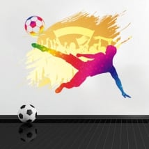 Vinile e adesivi portiere calcio