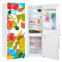 Vinili frutta decorazione frigoriferi