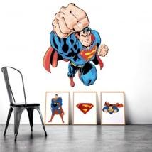 Vinile decorativo e adesivi superman